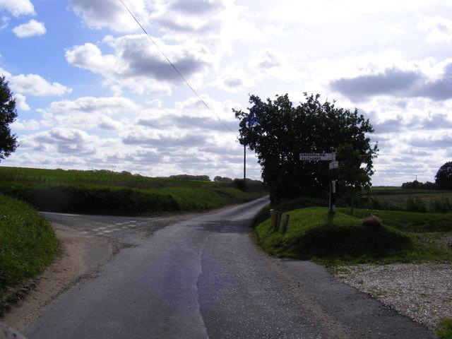Cawston Road, Brandiston