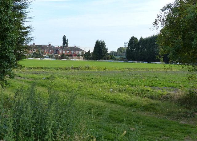 Sports ground in Aylestone
