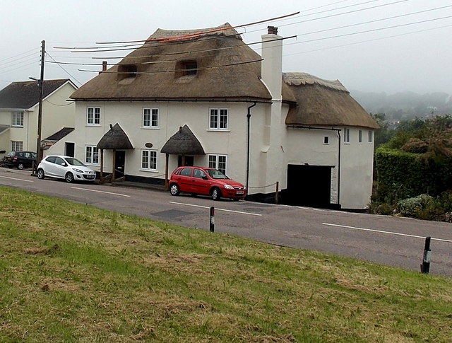 Birds Nest Cottages, Sidmouth