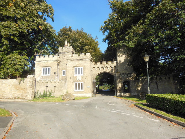The Gatehouse, Cave Castle Hotel & Country Club