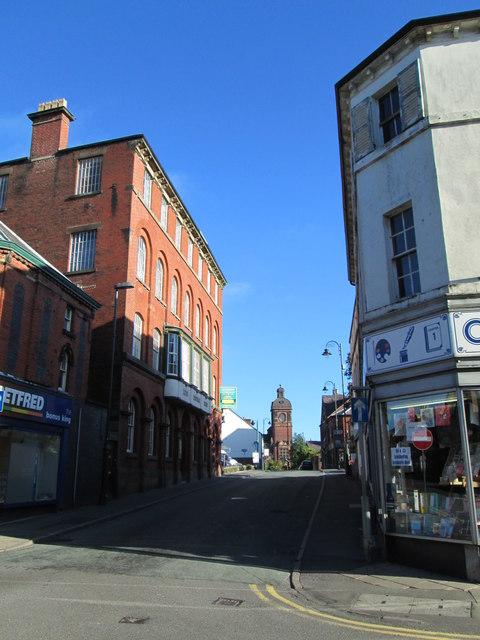 Market Street, Leek