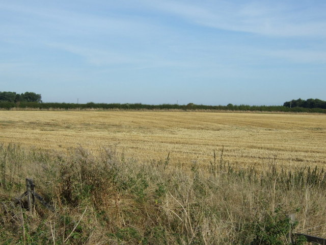 Farmland off High Street