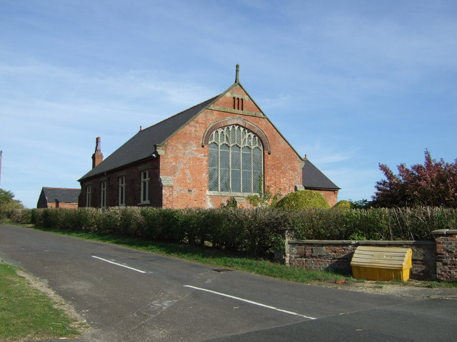 Old Chapel, Ludford