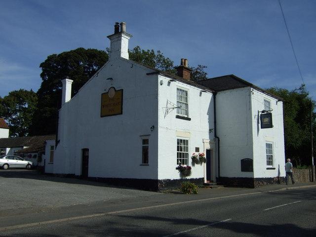 The White Hart Inn Ludford