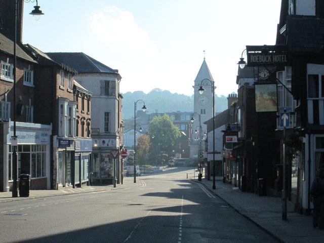 Derby Street, Leek