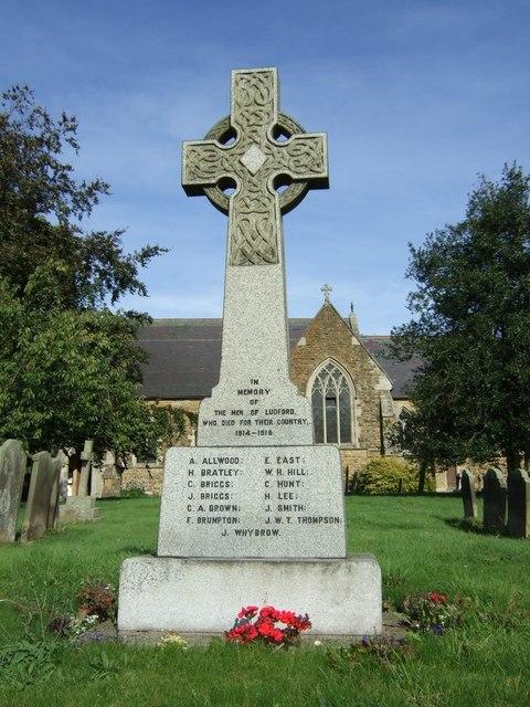 Ludford War Memorial