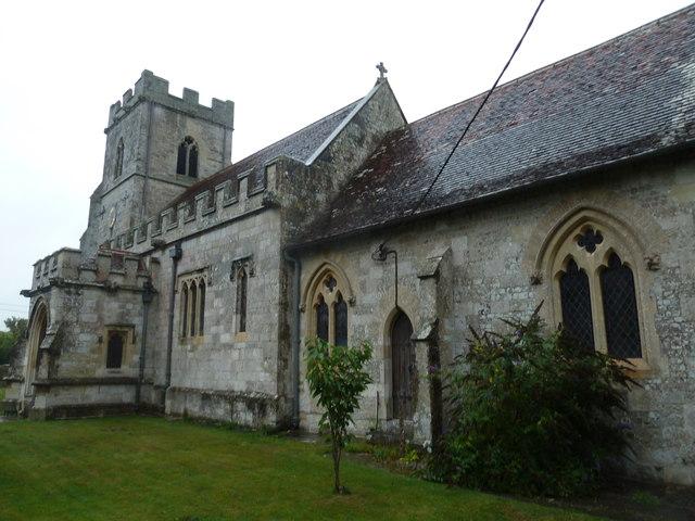 Codford St Peter: churchyard (e)