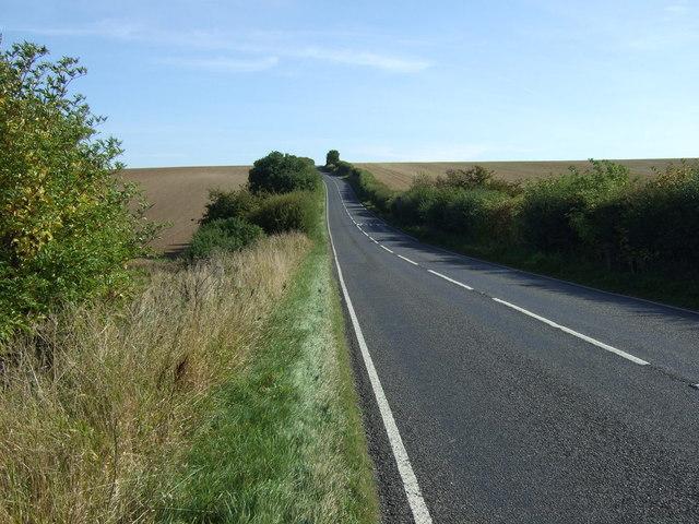 Crosscliff Hill (A631)