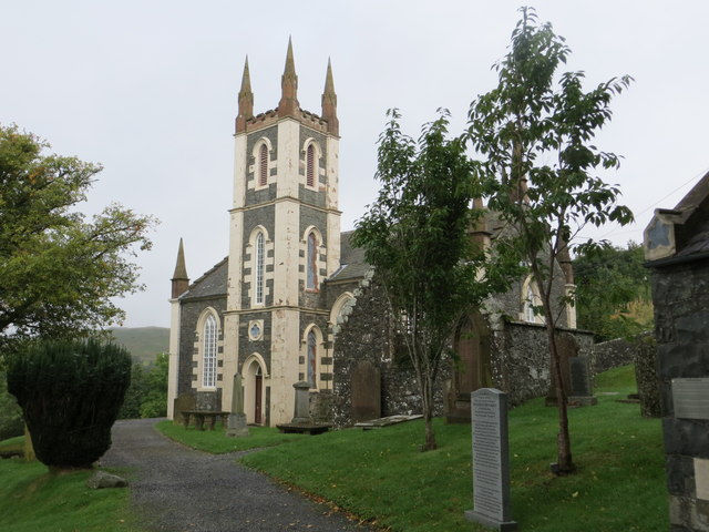 St John's Town of Dalry Parish Church