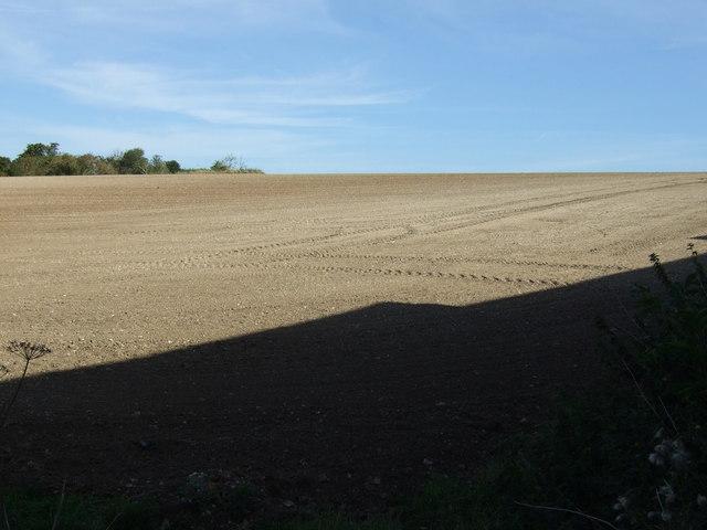 Wolds farmland, Little London