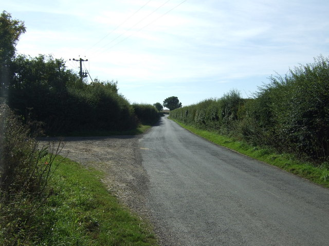 Country road, Little London