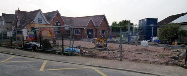 Expansion of Norton Primary School, 1