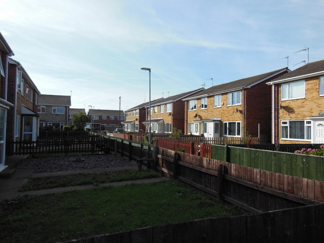 Houses on Jendale, Sutton Park, Hull
