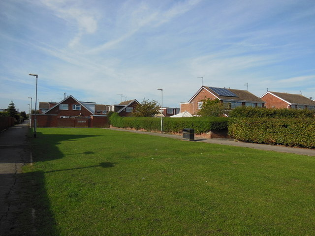 Houses on Waterdale, Sutton Park, Hull