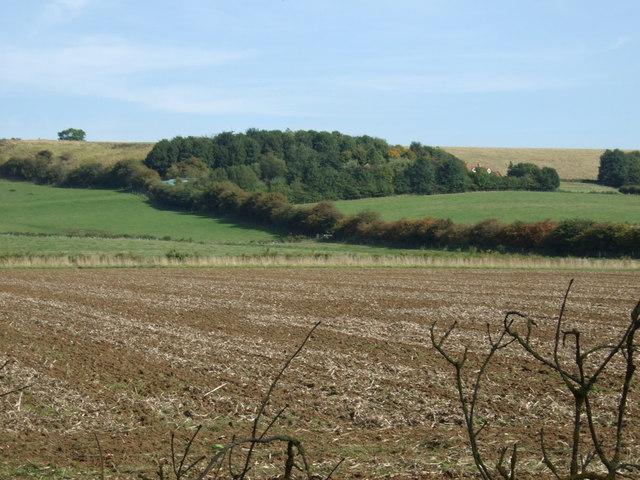Farmland near Red Hill Farm