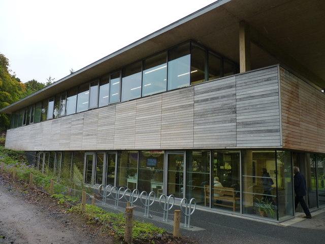 Abbotsford Visitor Centre