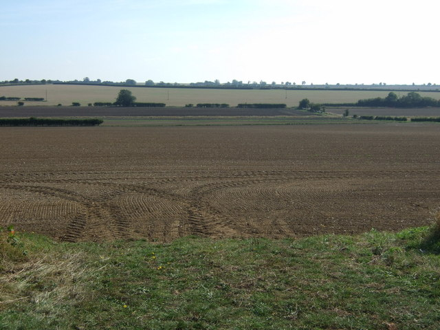 Farmland off Green Lane