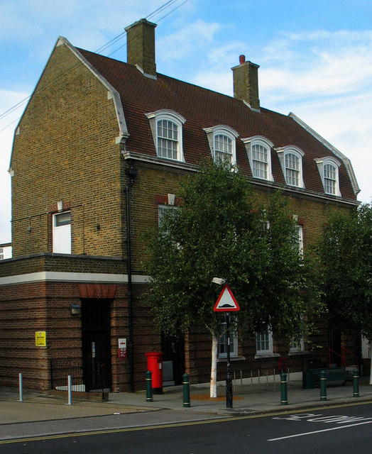 Former post office, Rayleigh (built 1931)