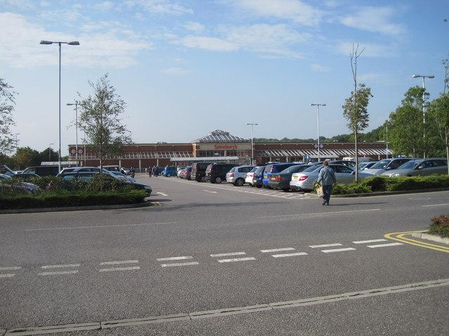 Sainsbury's at St Leonards