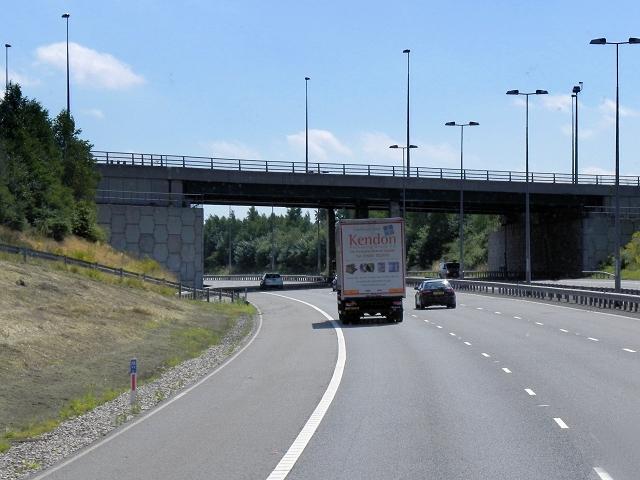M6 Toll Road, Coleshill