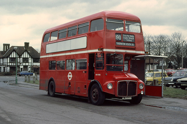 Old Coulsdon Terminus