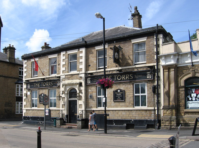 New Mills - The Torrs