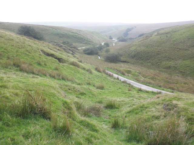 Upper Barle Valley