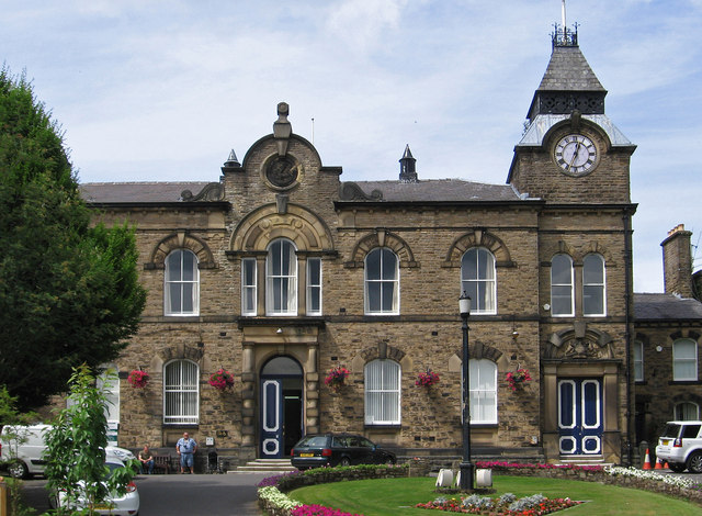New Mills - Town Hall