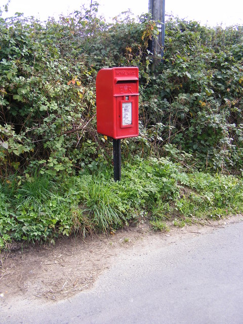 The Turn Postbox