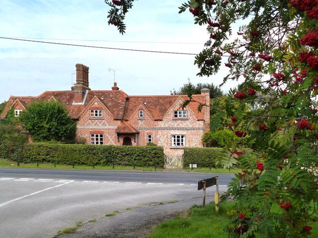 Gable Cottages, Gallowstree Common
