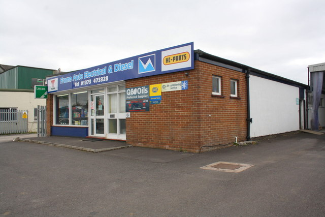 Frome Auto Electrical & Diesel, Marston Trading Estate