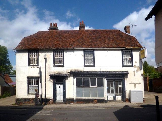 Old Shop, Bridge Street