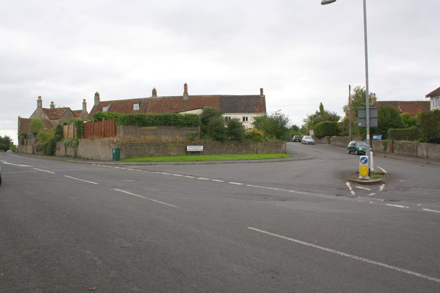 Junction of The Mount and Mount Pleasant