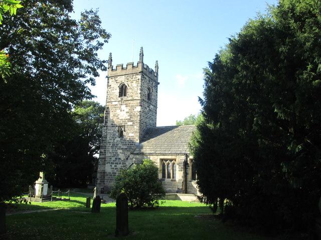 Kirkthorpe church