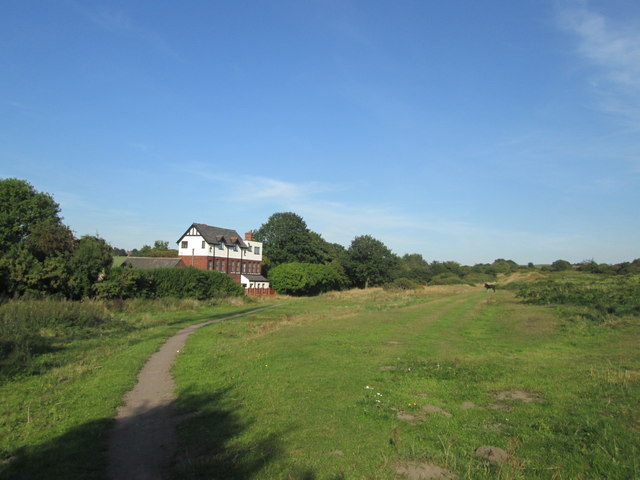 Trans Pennine Trail at Heath Common