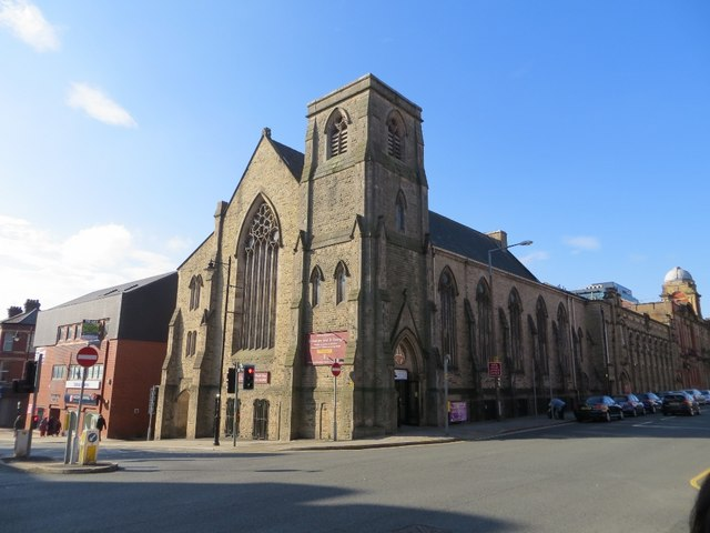Church of St. Andrew and St. George, Bolton