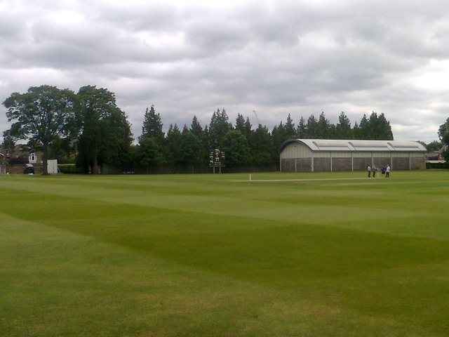 Cambridge University Cricket Club - Fenners