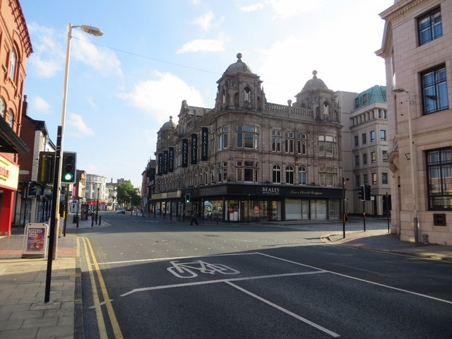 Beales department store, Bolton