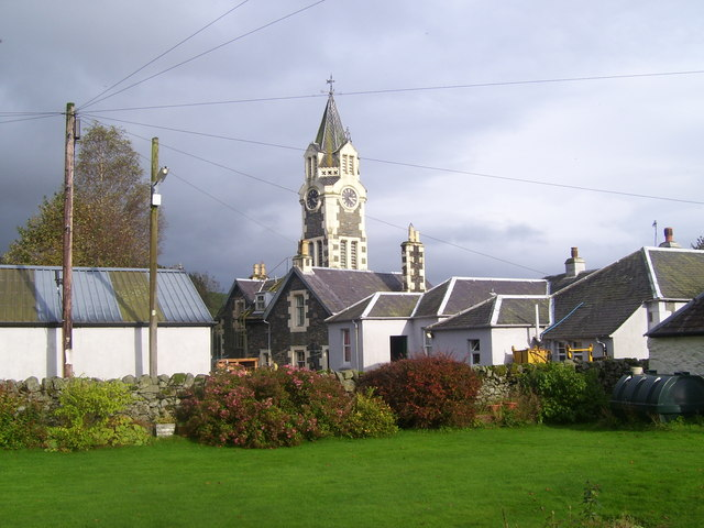 Clock Tower, Moniaive