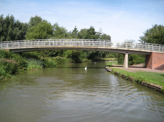 Grand Union Canal: Bridge Number 78B