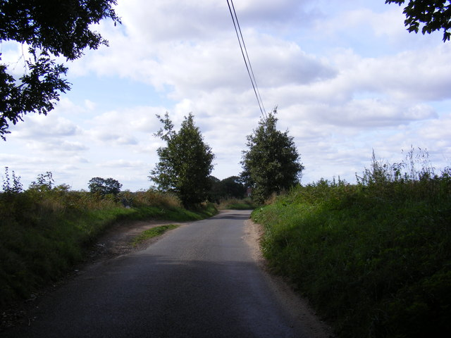 Church Lane, Hevingham
