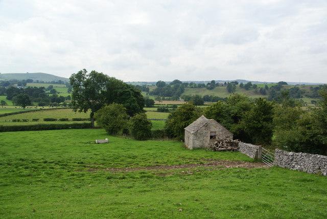 Farmland by Hartington