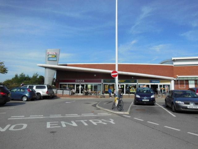 Kingswood Retail Park, Hull