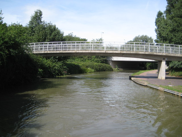 Grand Union Canal: Bridge Number 79B
