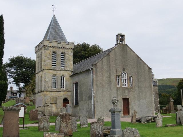 St Cuthbert's Church, Straiton