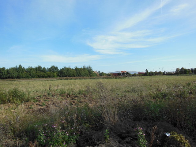 Spare land off Ashcombe Road, Kingswood, Hull