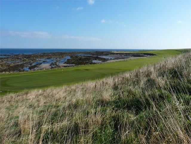 Balcomie Golf Course