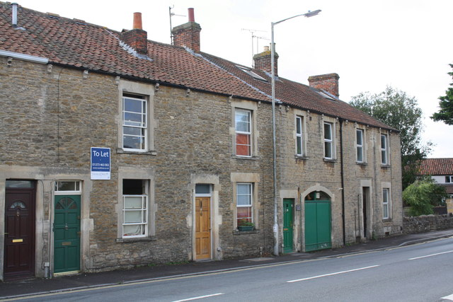 Houses on Lock's Hill