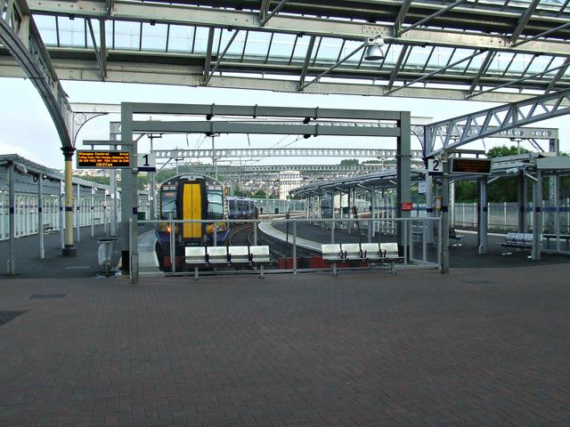 Gourock railway station