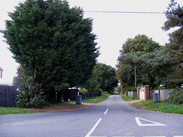 Green Lane, Haveringland
